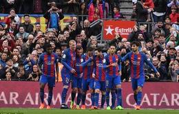 Barcelona 3-0 Bilbao: Chiến thắng thuyết phục