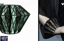Xu hướng sử dụng sản phẩm in 3D của thời trang thế giới