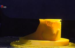 Công nghệ in 3D dễ dàng đưa ý tưởng trở thành thực tế