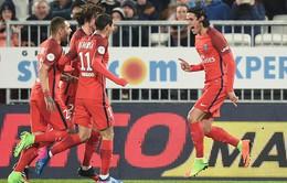 Đại thắng Bordeaux, PSG cân bằng điểm số với đội đầu bảng Monaco