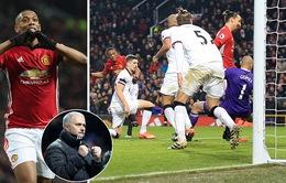 Man Utd 2-0 Watford: Dấu ấn Martial