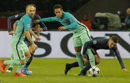 Trước khi gặp PSG, Barca của Luis Enrique chưa từng thua 0-4 tại Champions League