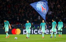 Messi đã ở đâu trong màn thảm bại của Barca trước PSG?