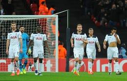 Kết quả lượt về vòng 1/16 UEFA Europa League: Cú sốc mang tên Tottenham