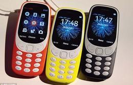 """""""Cục gạch"""" Nokia 3310 sẽ có mặt ở thị trường châu Âu vào tháng 6"""