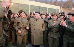 Triều Tiên khẳng định sẵn sàng cho chiến tranh với Mỹ