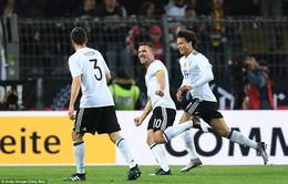 ĐT Đức 1-0 ĐT Anh: Lời chia tay ấn tượng của Podolksi