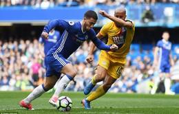 VIDEO Chelsea 1-2 Crystal Palace: Hụt chân trên hành trình vô địch