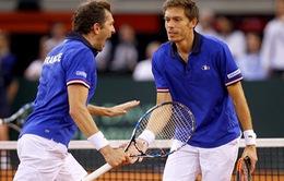 ĐT Pháp sớm giành quyền vào bán kết Davis Cup 2017