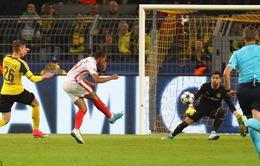 Dortmund 2-3 AS Monaco: Màn rượt đuổi tỷ số ngoạn mục