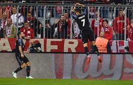 Bayern Munich 1-2 Real Madrid: Người hùng Ronaldo