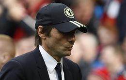 Thất bại trước Man Utd, HLV Conte đã biết sợ