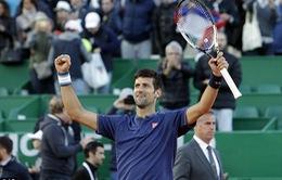 Monte Carlo Masters 2017: Djokovic nhọc nhằn vào tứ kết