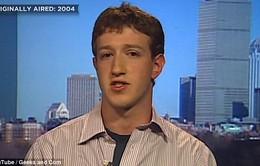 """Hình ảnh """"ngố tàu"""" của Mark Zuckerberg khi nói về start-up Facebook 13 năm trước"""