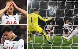 VIDEO, West Ham 1-0 Tottenham: Giấc mơ vô địch xa dần