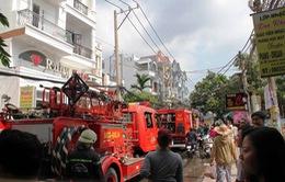 TP.HCM: Liên tiếp xảy ra 3 vụ cháy trong sáng 7/2