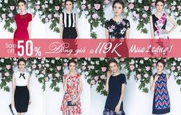 """Thỏa sức diện đồ đẹp dịp Valentine với loạt khuyến mãi """"khủng"""" từ NEM"""
