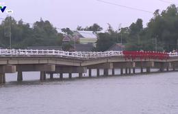 Quảng Nam: Khẩn trương gia cố, chống sập cầu Hà Tân