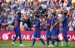Kết quả bóng đá châu Âu đêm 6/5, rạng sáng 7/5: Barca, Real, Man City chiến thắng ấn tượng