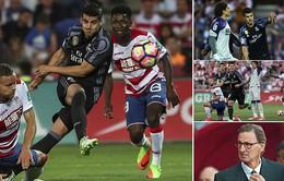 Granada 0-4 Real Madrid: Không Ronaldo, Real vẫn thắng lớn