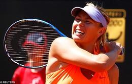 Sharapova giành vé dự vòng loại Wimbledon