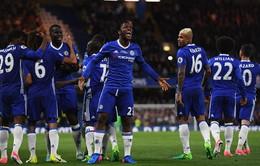 Đá bù vòng 28 Ngoại hạng Anh: Chelsea 4-3 Watford