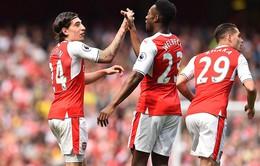 Arsenal 3-1 Everton: Chiến thắng đẹp nhưng đã là quá muộn