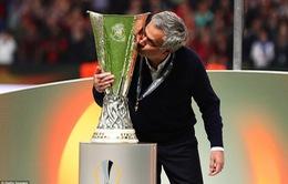 Vô địch Europa League, Mourinho lập kỷ lục vô tiền khoáng hậu
