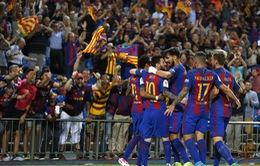 Barcelona vô địch Cúp Nhà vua Tây Ban Nha, HLV Enrique chia tay đội bóng