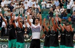 Vòng 3 đơn nam Pháp mở rộng: Novak Djokovic nhọc nhằn đi tiếp