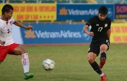 VIDEO: Tổng hợp diễn biến trận U21 Myanmar 4-2 U21 Thái Lan