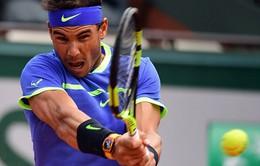 Giải quần vợt Pháp  mở rộng 2017: Nadal chạm trán Dominic Thiem ở bán kết