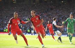 Kết quả bóng đá châu Âu rạng sáng 11/6: ĐT Đức 7-0 San Marino, ĐT Scotland 2-2 ĐT Anh