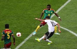 Cúp Liên đoàn các châu lục 2017: ĐT Đức 3-1 ĐT Cameroon
