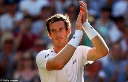 Giải quần vợt Wimbledon 2017: Andy Murray và Rafael Nadal vào vòng 3