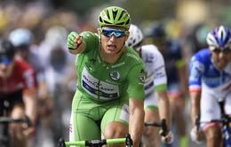 Chặng 11 Tour de France 2017: Ấn tượng phong độ của Marcel Kittel