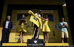 Chặng 17 Tour de France 2017: Roglic về nhất, Froome giữ vững áo vàng