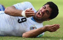 """Suarez day dứt vì nói dối vợ con sau màn """"ngoạm"""" đồng nghiệp tại World Cup 2014"""