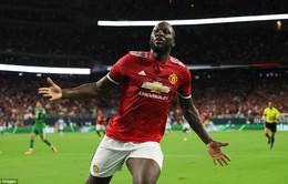"""Thật khó tin Man Utd lại làm thế này với """"người hùng"""" Lukaku"""