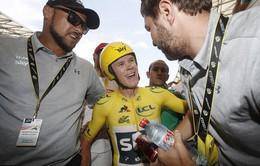 Chặng 20 Tour de France: Chris Froome tiếp tục sở hữu áo vàng