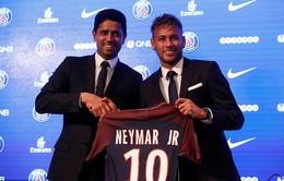 CHÍNH THỨC: PSG công bố bản hợp đồng kỷ lục - Neymar Jr