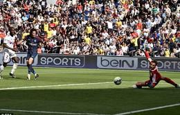 Giải VĐQG Pháp Ligue I: Neymar không thi đấu, PSG vẫn khởi đầu thuận lợi