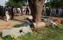 Đánh bom kinh hoàng ở Nigeria, hơn 100 người thương vong