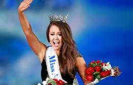 Nhan sắc cô gái 23 tuổi đăng quang Hoa hậu Mỹ 2018