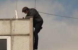 Tom Cruise gặp chấn thương trên trường quay Mission: Impossible 6