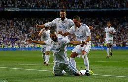 Lượt về Siêu cúp TBN, Real Madrid 2-0 Barcelona: Sức mạnh vượt trội
