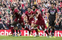 Ngoại hạng Anh ngày 19/8: Liverpool thắng trận đầu, Arsenal thua sốc trước Stoke
