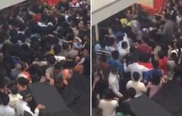5 triệu người xem clip đám đông tranh giành burger giá rẻ ở Philippines