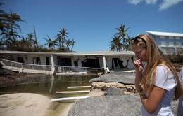 Thiệt hại sau bão Irma tại Mỹ vẫn rất nặng nề