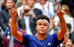 ĐT Pháp và ĐT Bỉ giành quyền vào chung kết Davis Cup